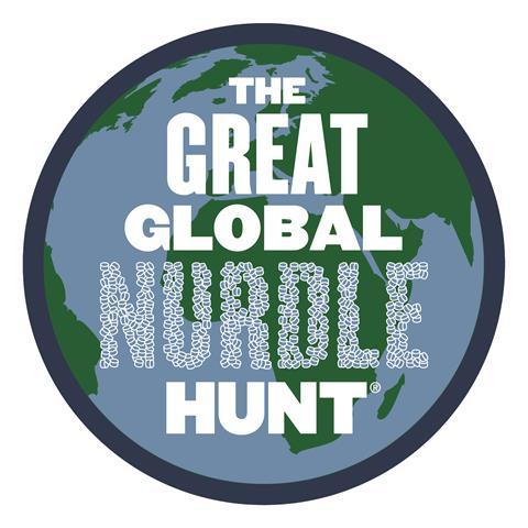 Great Global Nurdle Hunt logo